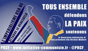 Solidarité avec le Venezuela Bolivarien : des actions partout en France, de Perpignan à Paris !