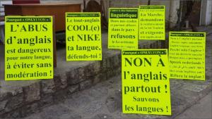 À Lyon, mobilisés pour la langue française pour la journée internationale de la francophonie