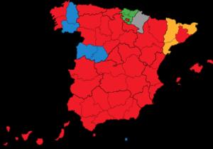 Espagne, l'analyse des résultats des élections par le PCPE