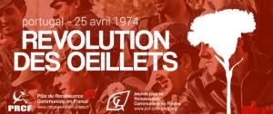 25 de Abril: Día da Liberdade em Portugal! Ne pas oublier les leçons de la révolution portugaise .