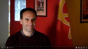 Frexit progressiste : Fadi Kassem (PRCF) explique pourquoi rejoindre la campagne par l'abstention citoyenne aux Européennes. #Frexit
