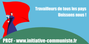International : Les partis communistes saluent la 5e conférence nationale du PRCF !