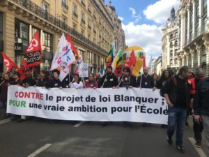 La loi Blanquer détruit l'Éducation Nationale : explications et décodages !