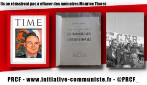 À Hénin-Beaumont, le RN veut effacer la mémoire de Thorez !