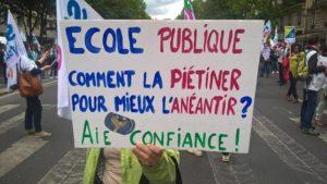 Stoploiblanquer : contre Blanquer, pour l'enseignement de la philo et le bac national !