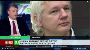 Manifestation virtuelle pour la libération de Julian Assange !
