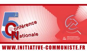 1er et 2 juin 2019, c'est la 5e conférence nationale du PRCF ! Place au communisme !