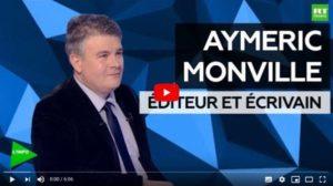 Iran, Venezuela, Corée : Aymeric Monville invité de RT