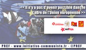 """Espagne : """"Il n'y a pas d'avenir possible dans le cadre de l'Union européenne"""""""