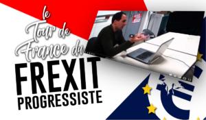 Frexit progressiste ; la vidéo du débat à Rennes …