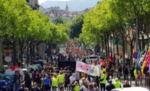 Très forte mobilisation pour le #1ermai 2019 : les chiffres, les photos, les vidéos !…