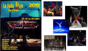 Le programme de La Belle Rouge 2019 est connu !