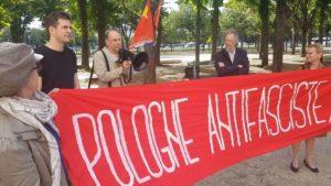Jugement inique contre les communistes polonais .
