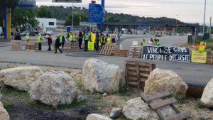 Regain de mobilisation pour l'acte 32 des Gilets jaunes, de retour sur les péages et les ronds-points avec des blocages !
