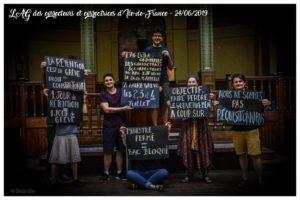 La mobilisation pour le bac continue : la rétention des notes s'étend. Le PRCF appelle à soutenir les profs !