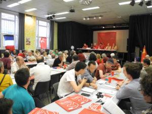 Le très riche bilan de la 5e conférence nationale du PRCF