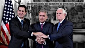 """Fuite : Pompeo revendique être derrière Guaidó et """"l'opposition"""" au Venezuela !…"""