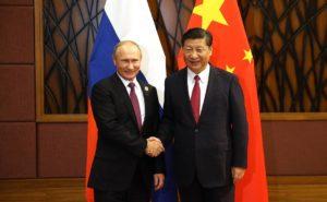 Russie-Chine : le Sommet qui ne fait pas l'info !