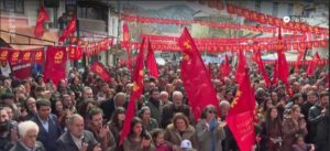 Turquie, Ovacik, une ville communiste