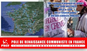 200 services d'urgences en grève, la ministre Buzin fuit les manifestants à La Rochelle !