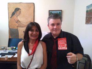 Entretien exclusif avec l'ambassadrice du Nicaragua en France pour les 40 ans de la révolution sandiniste #vidéo