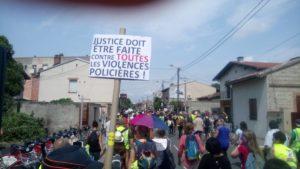 #Acte36 du Tour de France à Toulouse en passant par Beaumont #justicepourAdama #OùEstSteve #ActeXXXVI