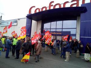 Sur les scandales Conforama et d'autres : les travailleurs sont les créateurs de la richesse !