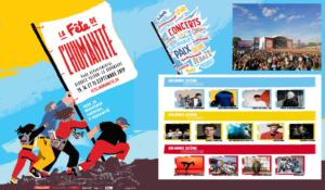 Fête de l'Humanité 2019 : le programme !