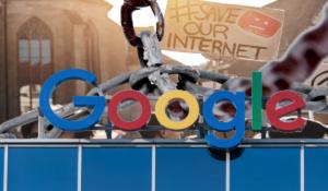 Aux USA, Google bloque la campagne d'une candidate antiguerre à la primaire démocrate !
