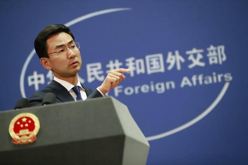 """Hong-Kong : la Chine appelle le G7 à """"cesser de préparer des activités illégales""""."""