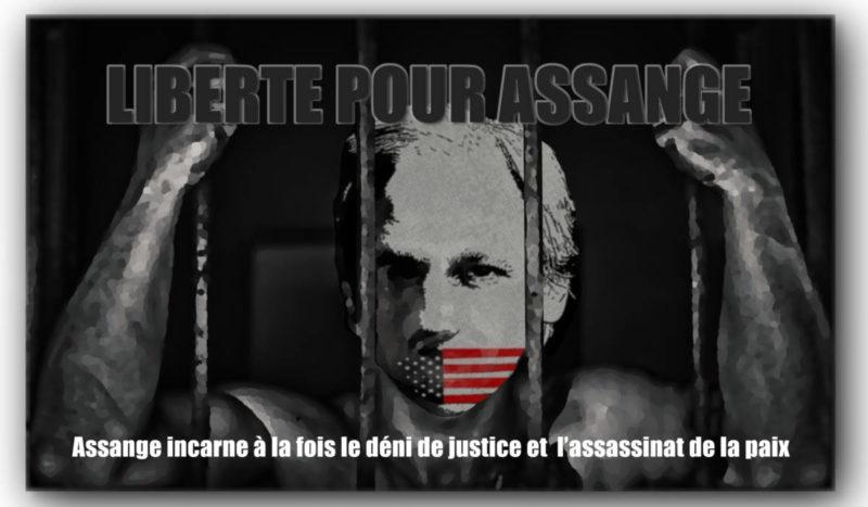 L'Affaire Assange: Bréviaire de l'arbitraire  !