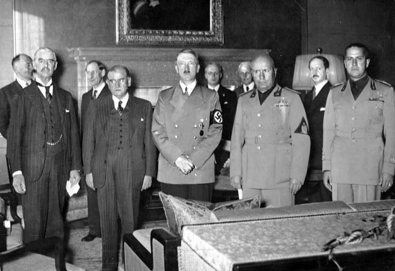 Refus de vote de la résolution de l'ONU condamnant le nazisme et ses résurgences : le nouveau Munich de l'UE et de l'OTAN.