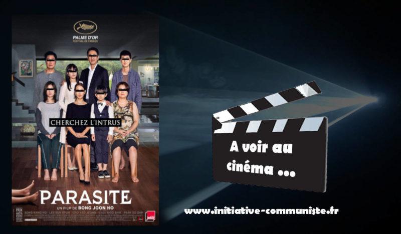 Cinéma : Parasite – Lutte des classes et classes sans luttes !