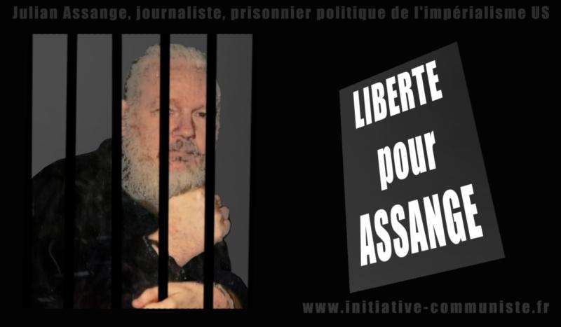 Assange en danger : Soros ou Assange, il faut choisir !