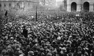 Hommage à la République des Conseils de Hongrie