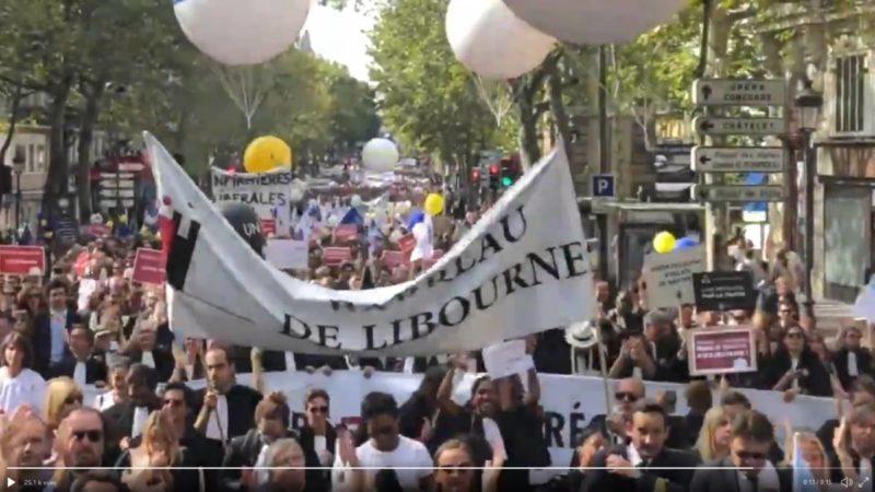 Des milliers de manifestants à Paris contre la contre réforme des retraites par points !