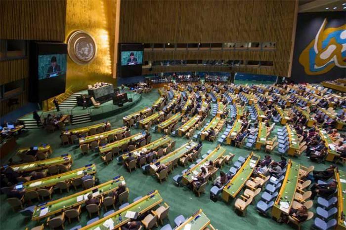 13 millions de signatures remises à l'ONU contre le blocus du Venezuela et mobilisation contre celui de Cuba #NoMoreTrump
