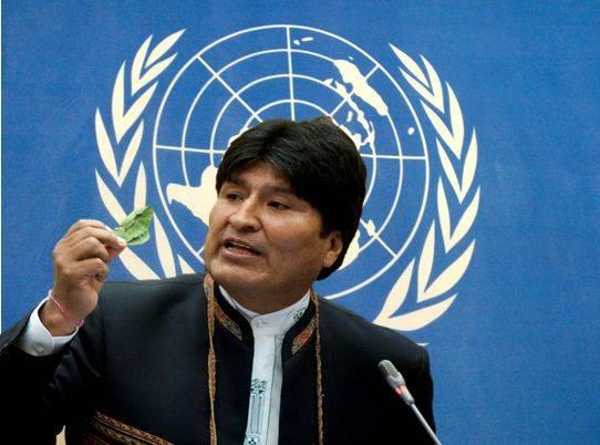 """""""La racine du problème, c'est le système capitaliste"""" Evo Morales alerte la 74e AG de l'ONU !"""