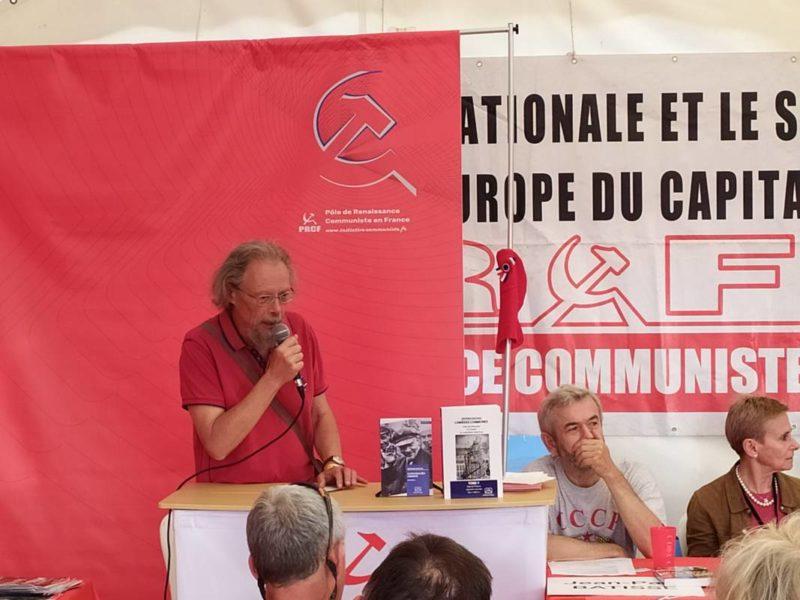 Vidéo : Le socialisme hier, aujourd'hui, demain : la table ronde de la Fête de l'Huma 2019