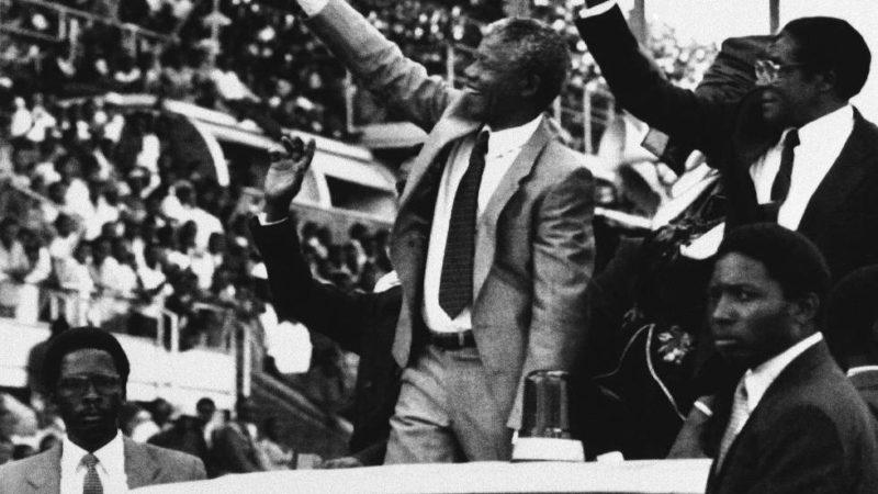 Robert Mugabe, père de l'indépendance du Zimbabwe et héros de la lutte contre l'apartheid, est mort !