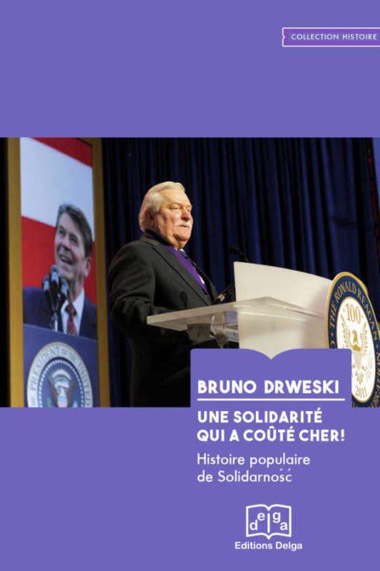 Pologne : Contre-histoire de Solidarnosc. Entretien avec Bruno Drweski #vidéo