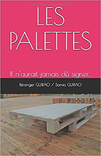 #livre LES PALETTES : Il n'aurait jamais dû signer ! …