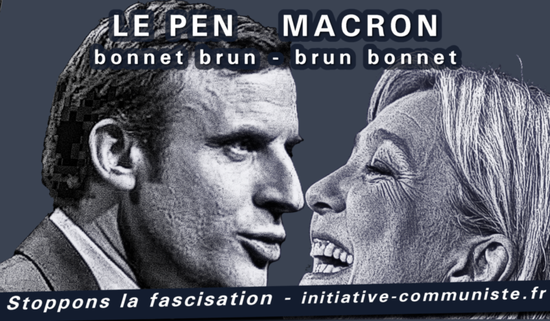 IMMIGRATION : refuser le duo-duel dégoûtant de Macron et de Le Pen !