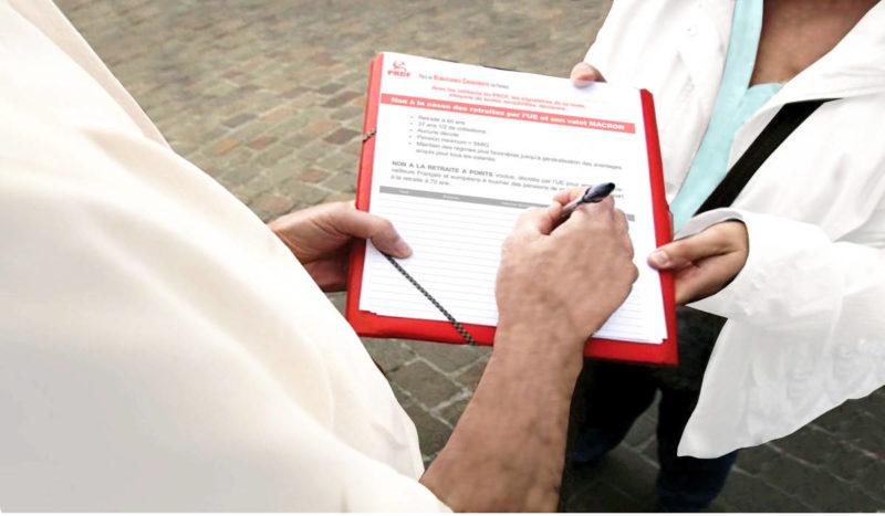 Pour la retraite à 60 ans, par répartition, le PRCF lance une pétition ! #retraites #réformedesretraites
