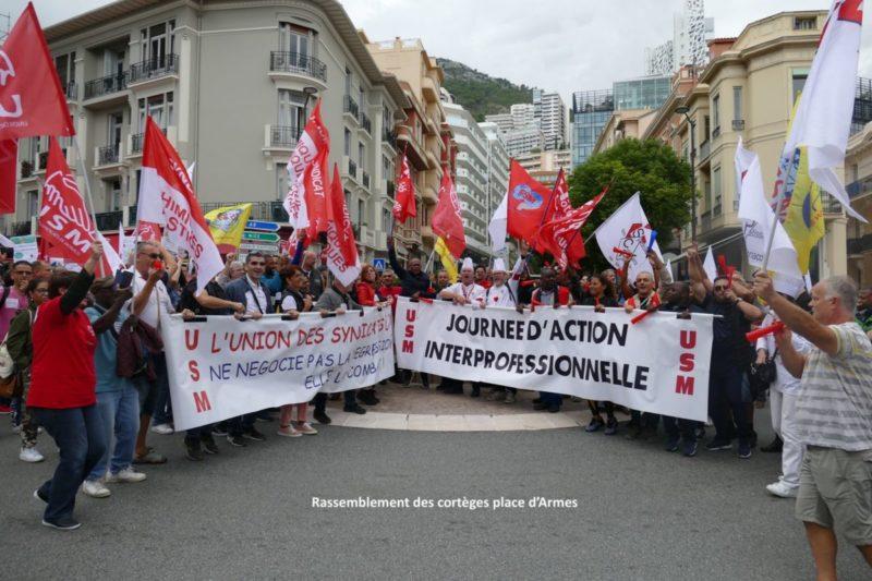 """Monaco : O Cardot élu secrétaire de l'USM dont """"le devoir est de défendre les exploités"""""""