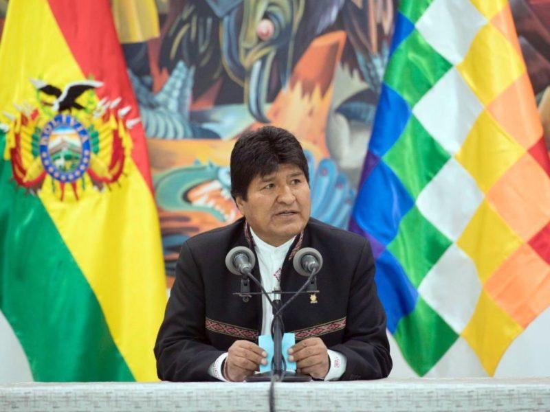 Une étude du MIT démontre qu'il n'y a pas eu de fraude électorale : Evo Morales a bien été élu président en Bolivie.