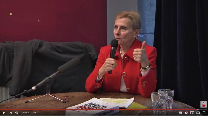 Avignon : La non épuration en France  – conférence-débat avec A. Lacroix-Riz 27 fev. 18h30 – Bourse du travail