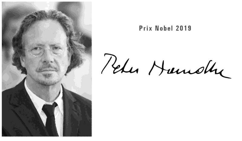 #PrixNobel – Mélange des genres pour Peter Handke !