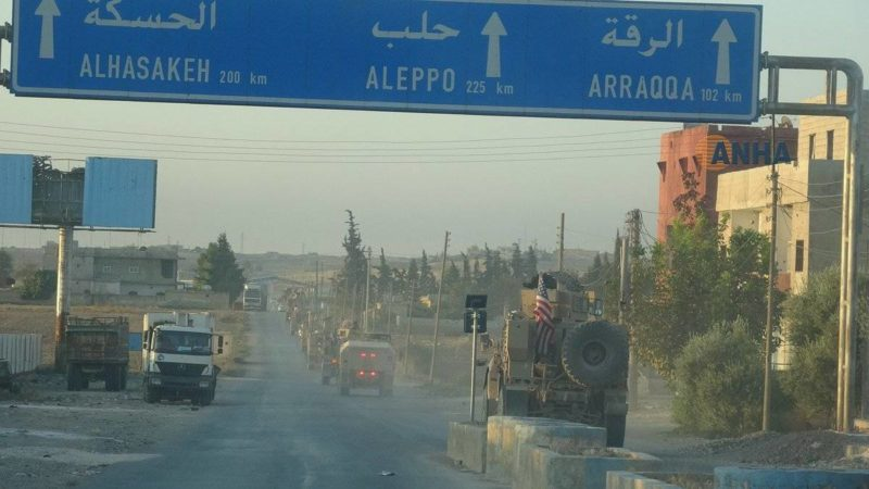 Les USA ouvrent la porte à Erdogan pour envahir la Syrie et écraser les kurdes, faisant le jeu de l'Etat Islamique.