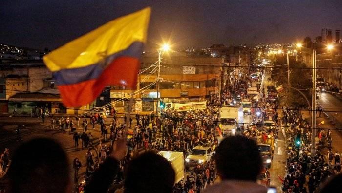 Vers la révolution en Equateur ? Moreno fuit à Guyaquil